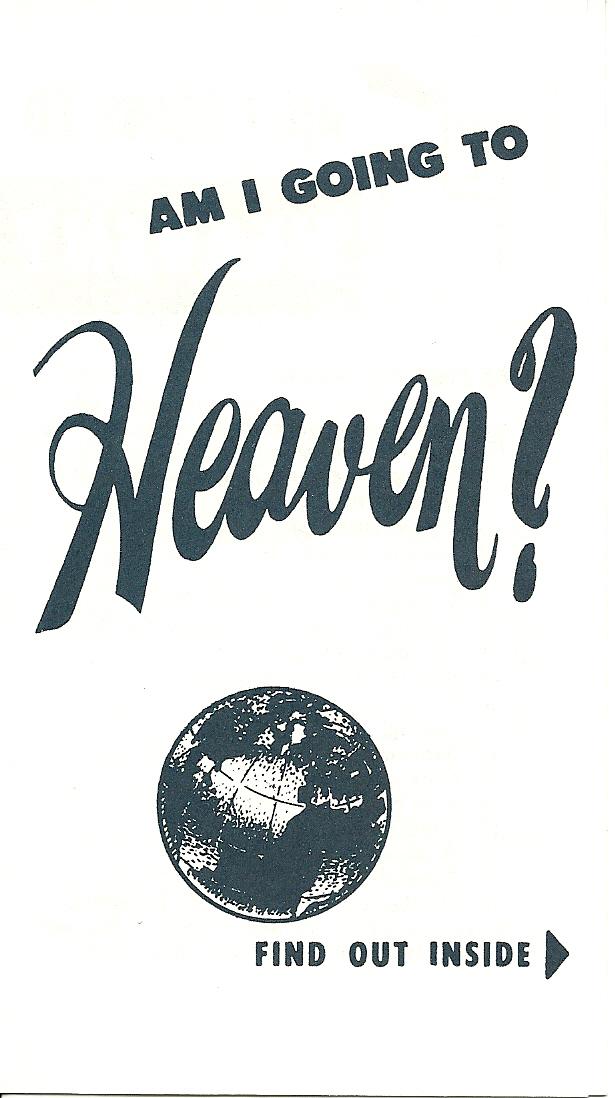 Am I going to Heaven? - William MacDonald