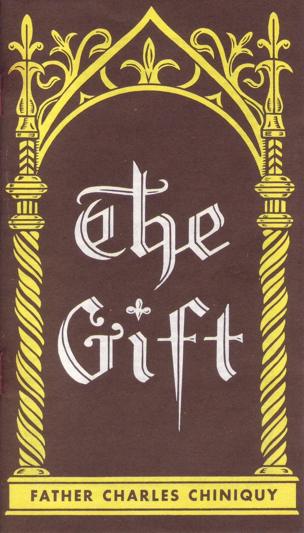 The Gift - Former RC Priest - Charles Chiniquy